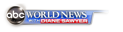 abcnews logo wn ABC News to Air Special Extended One Hour Edition of World News with Diane Sawyer on Monday, Nov. 5