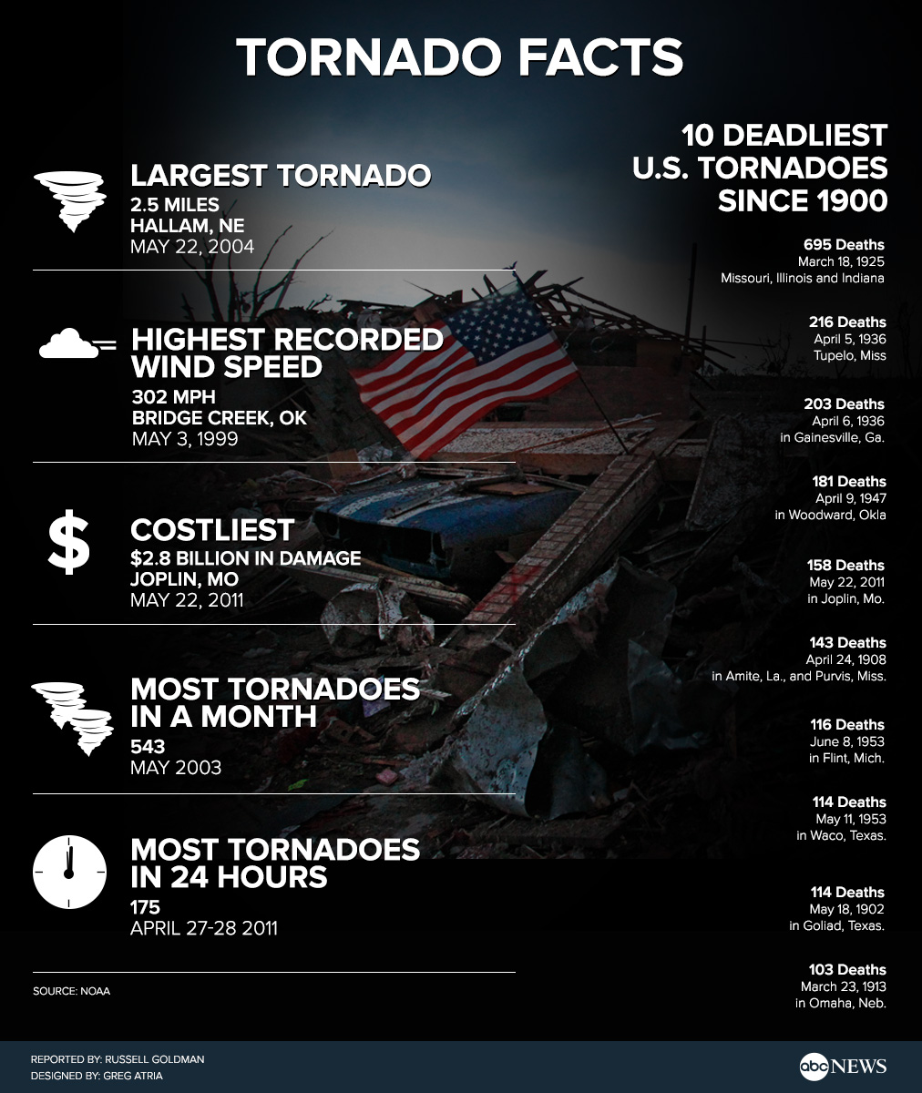 facts about tornadoes Tornadoes or twisters are the fastest winds on earth and can whirl up to 300 miles per hour read on for more interesting facts on tornadoes.