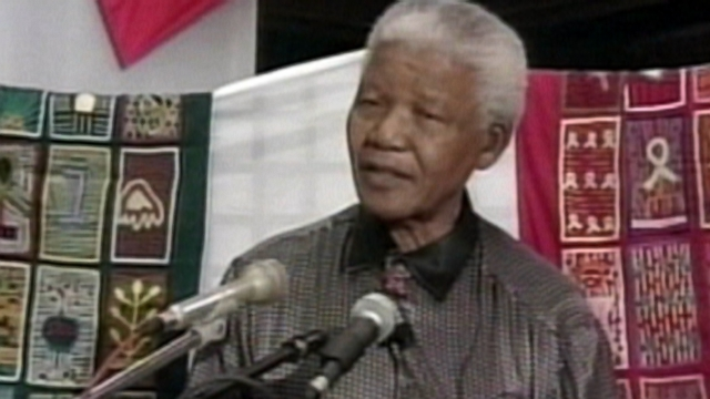 Mandelas Final Chapter: The Fight Against AIDS