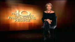 Barbara Walters Most Fascinating People for 2013