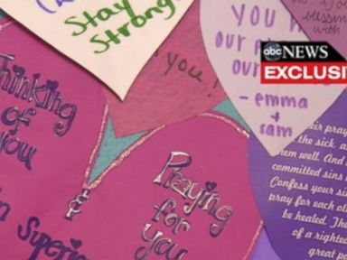 VIDEO: Mom of Slender Man Survivor Moved by Purple Hearts