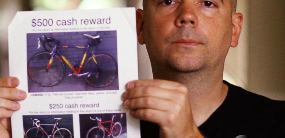 Inside San Franciscos Bike Theft Epidemic