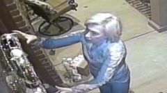 Woman Caught on Camera Taking Packages from Familys Doorstep