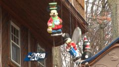 VIDEO: This Mans Holiday Display Is Making Neighbors Want to Move Away