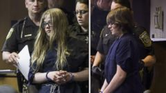 Girls Attacked Friend to Be Worthy of Slender Man