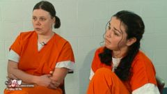 VIDEO: What Life Is Like For 2 of the Youngest Women on Death Row