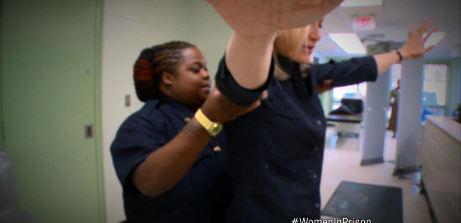 An Inside Look at the Nation of Women Behind Bars