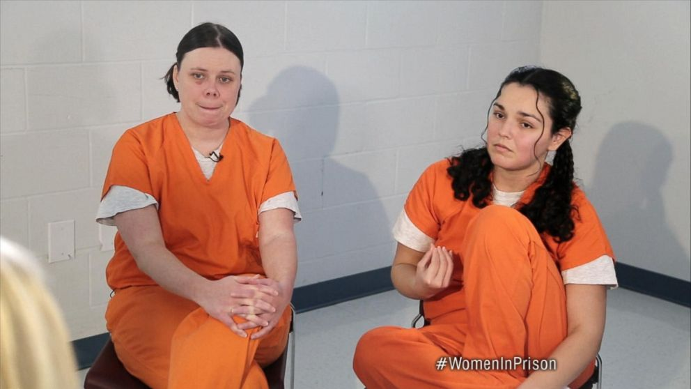 meet the youngest us woman sitting on death row video