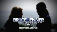 VIDEO: Hear Bruce Jenner Speak for the First Time in Diane Sawyer Exclusive