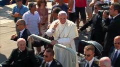 VIDEO: Pope Francis Upcoming Trip to the US: Part 5