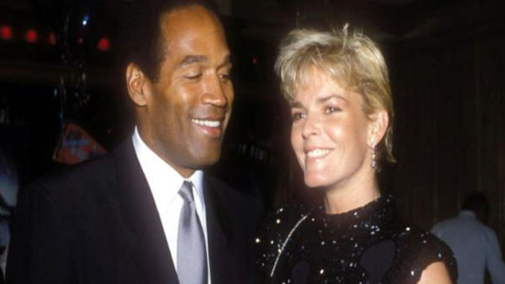 oj and nicole brown simpsons relationship before tragic