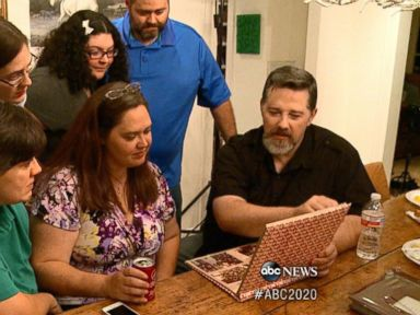 Watch:  Man Meets Four Half-Siblings For the First Time In His Life: Part 5
