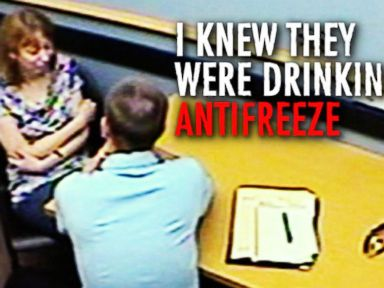 Watch:  Mom Admits to Poisoning Family With Anti-Freeze: Part 3