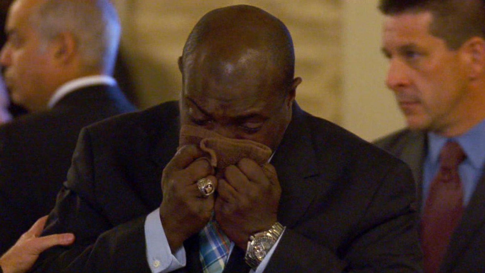VIDEO: Nick Hillary Weeps at Verdict in Garrett Phillips' Murder Trial: Part 6