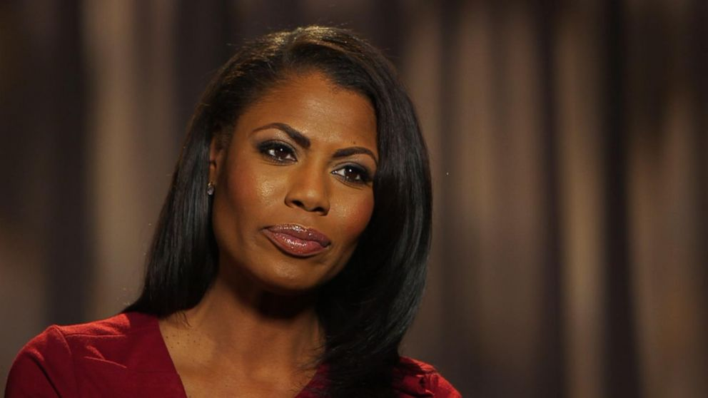 Trump Supporter Omarosa Manigault Explains 'Bow Down to President ...