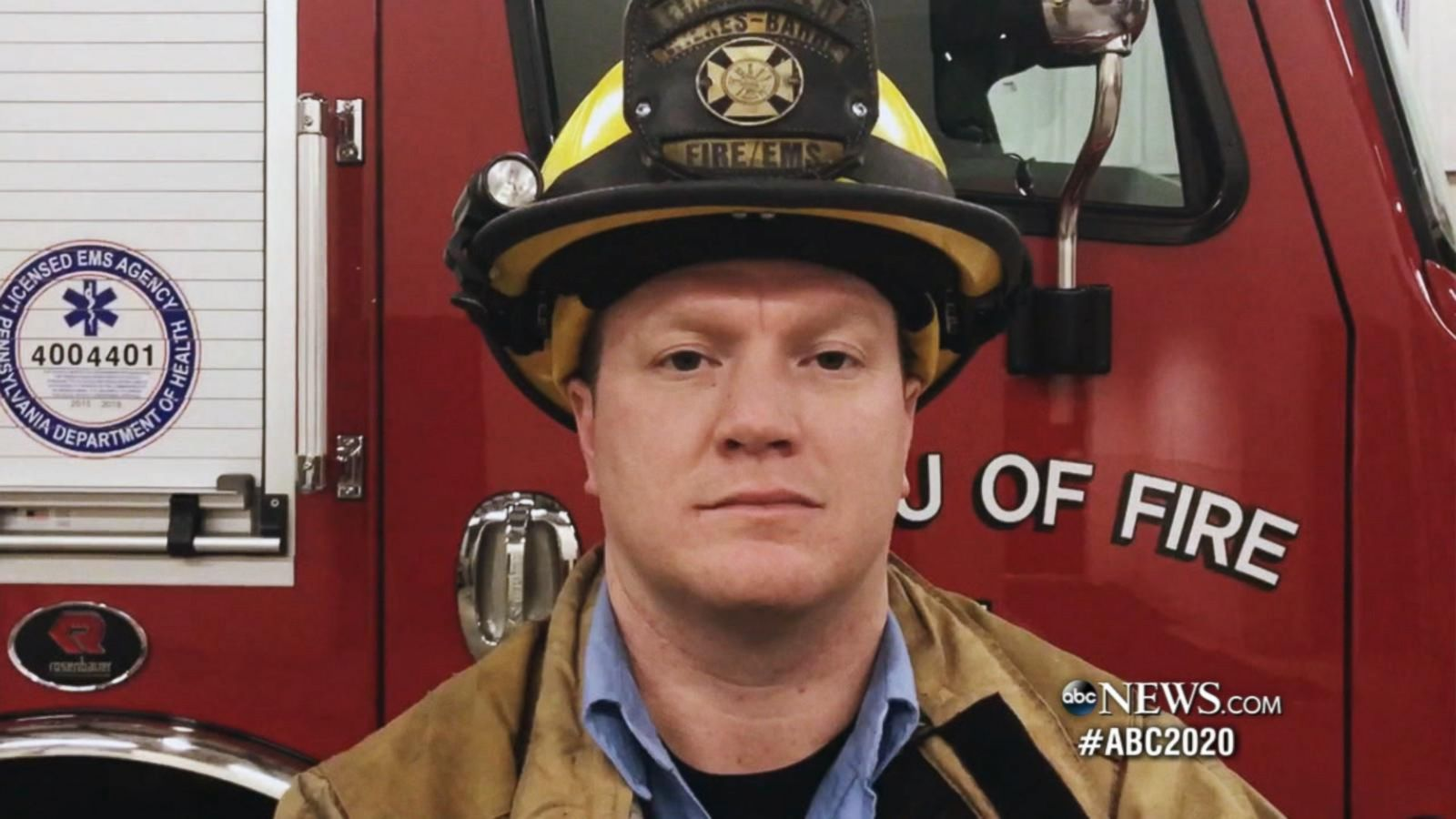 VIDEO: Pennsylvania Firefighter Works Three Jobs to Support His Family: Part 1