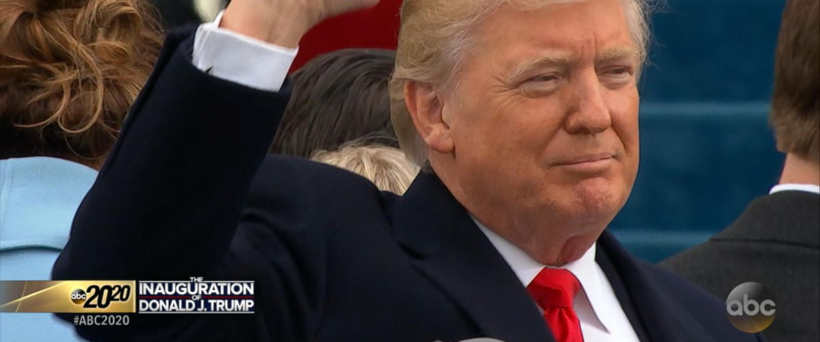 VIDEO: Donald Trump, the President and the So-Called Performance Artist