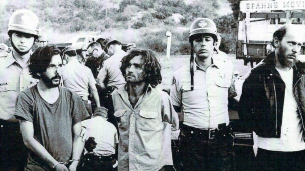 VIDEO: Charles Manson and his followers are arrested for the Tate-LaBianca murders: Part 9