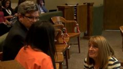 VIDEO: Woman convicted of mothers murder granted a new trial: Part 5