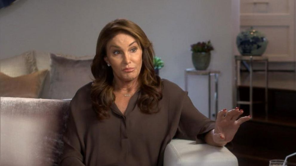 VIDEO: Caitlyn Jenner reflects on transitioning to a woman: Part 1