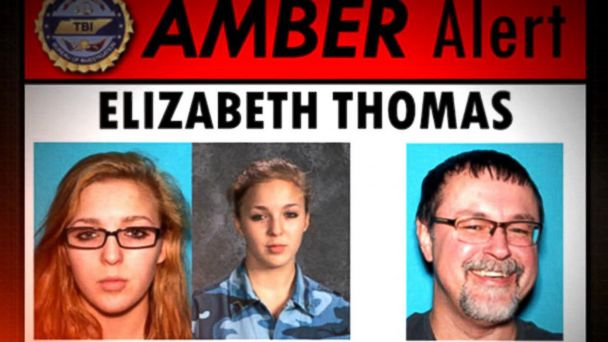 VIDEO: Police finally track down Tennessee teacher and teen Elizabeth Thomas: Part 5