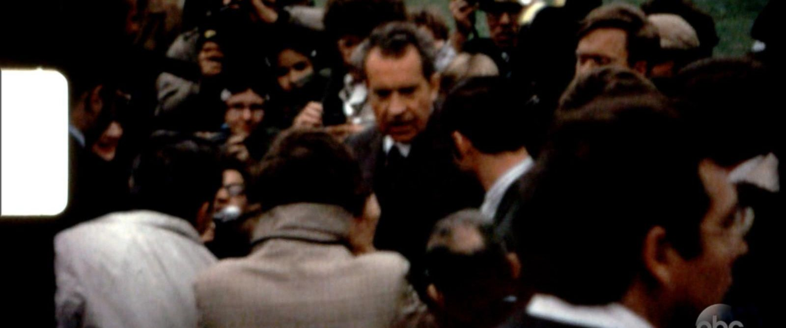 VIDEO: Richard Nixon's relationship with the press, his secret tapes: Part 1