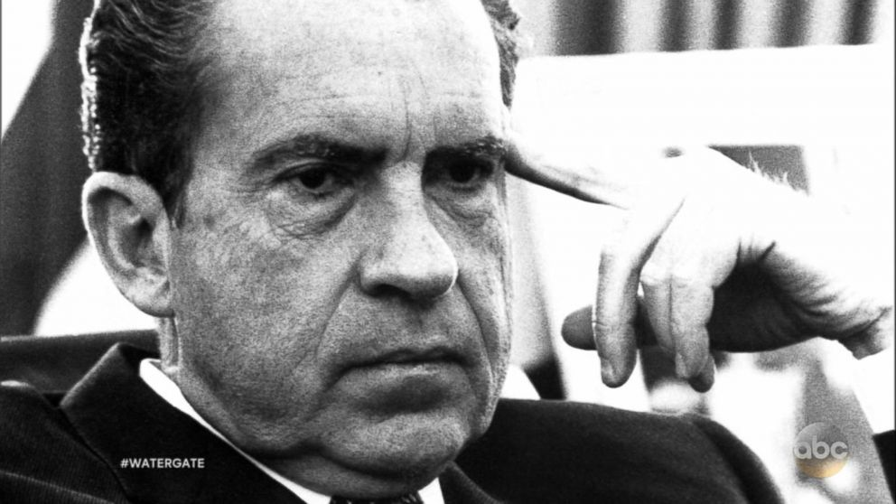 VIDEO: Richard Nixon's secret tapes are released: Part 9