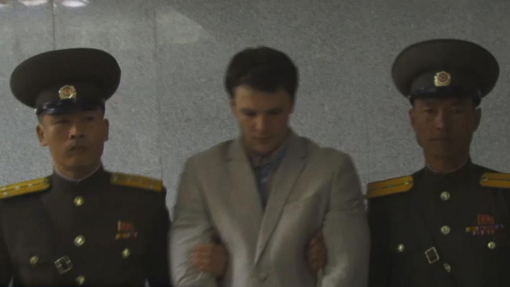 VIDEO: What happened when  Otto Warmbier was detained in North Korea: Part 2