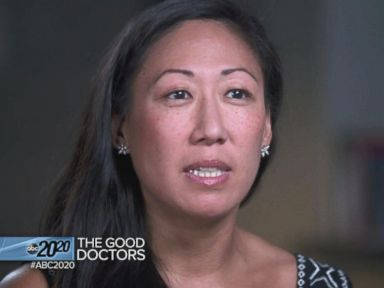 WATCH: Horrific subway accident changed lives of ex-Wall Street analyst, her sister