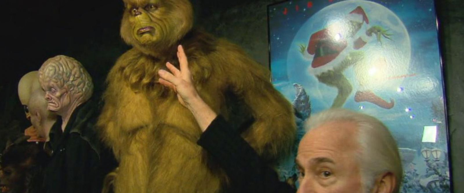 VIDEO: Why Jim Carrey almost quit 'Dr. Seuss' How the Grinch Stole Christmas'