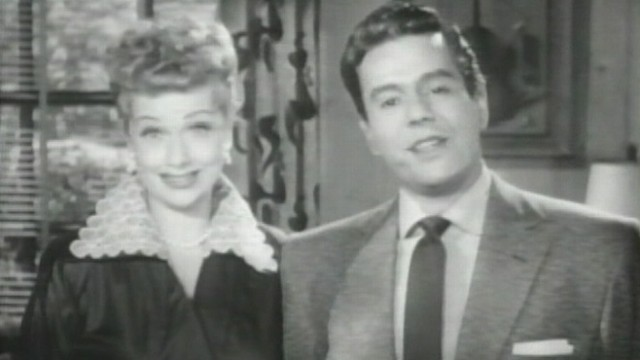 "VIDEO: ""I Love Lucy"" stars had two kids in real life. See more on beloved shows on ""Best in TV,"" Sept. 18."