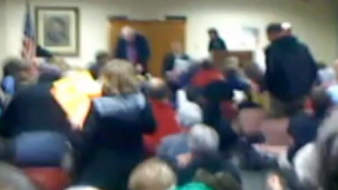 VIDEO: Are The Tables Turning on Republicans at Town Hall Meetings?