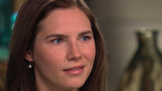 Video: Amanda Knox Speaks: A Diane Sawyer Exclusive