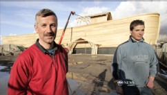 VIDEO: Part 3: Johann Huibers, a born-again Christian, spent 20 years building the replica.