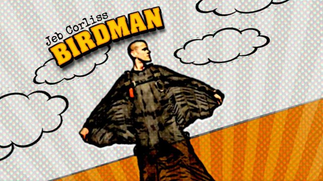 Super Humans: Bird Man