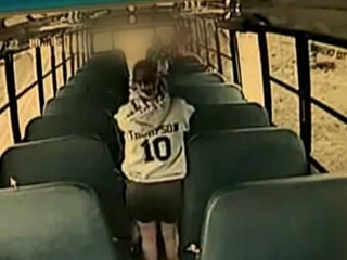 School Bus Rides From Hell: Do Surveillance Cameras Help?