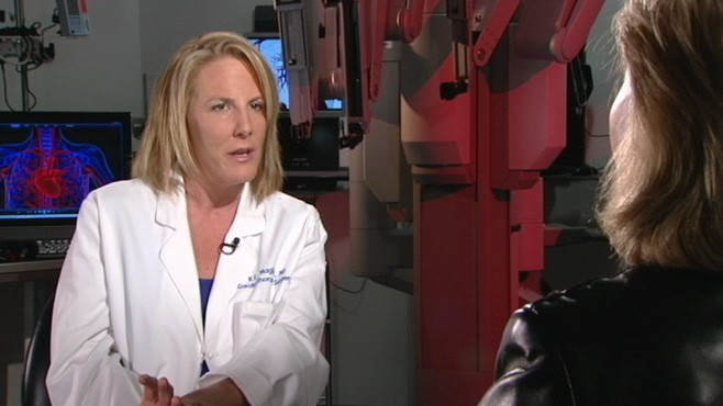 VIDEO: Barbara Walters special: Surgeon explains surprising signs of heart disease.