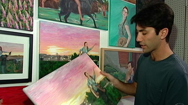 Inside Catfish: The Paintings