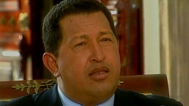 VIDEO: Venezuelan leader explains his ire for President George W. Bush in 2007 interview with Barbara Walters.