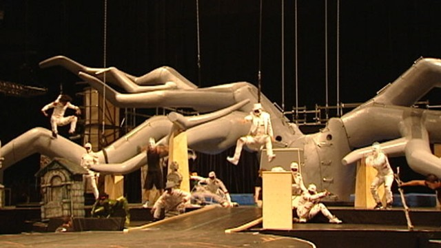 VIDEO: Behind Cirque du Soleils latest hit with Cirque founder Guy Laliberte.
