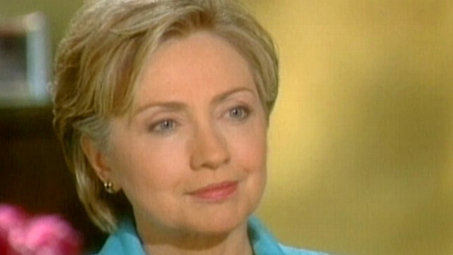 Why Hilary Clinton Stayed with President Clinton