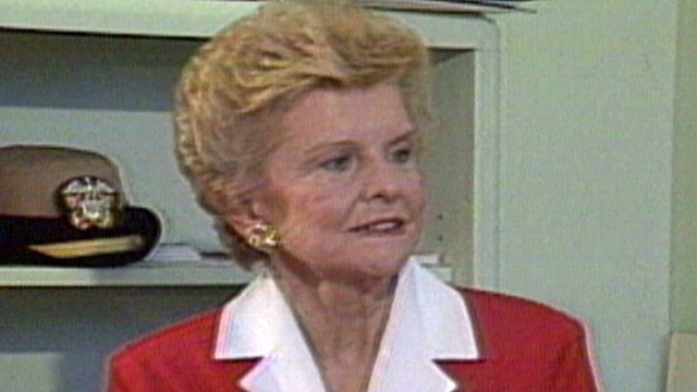 Betty Ford on Admitting She Was an Alcoholic