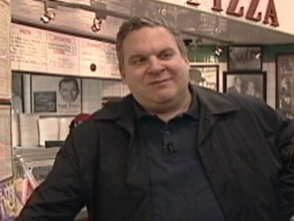 Jeff Garlin: Im a Food Addict