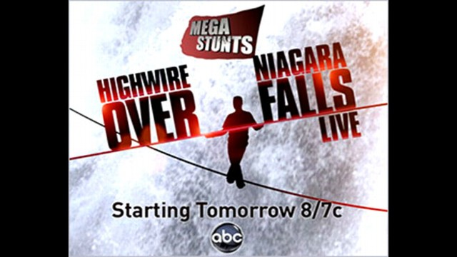 "See Nik Wallendas unbelievable attempt on ""Megastunts"" Fri., June 15, 8/7c."