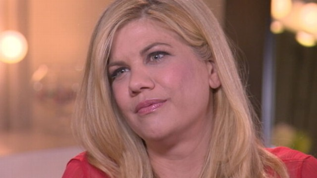 VIDEO: Kristen Johnston Impersonates Drunk Self
