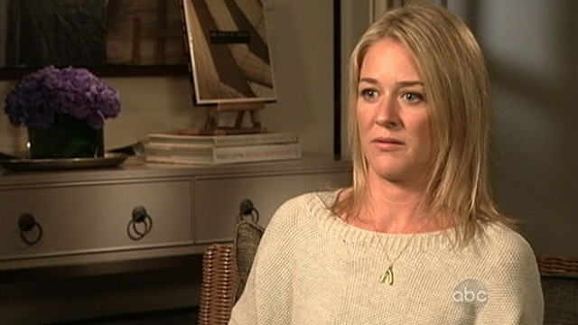 VIDEO: Part 1: First Madoff family member, widow of Bernies oldest son, speaks out.