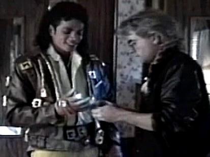 Michael Jackson Stylists Home Video: 2