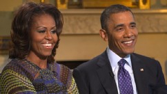 President Obama and First Lady Address Criticism