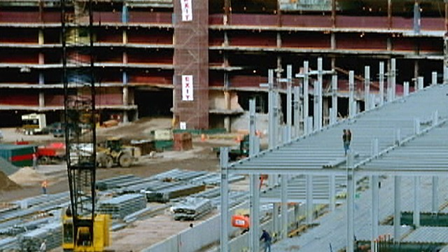 Rebuilding Lives, Rebuilding Ground Zero