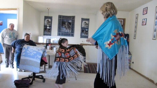 VIDEO: Girl, 5, Teaches Diane Sawyer to Dance